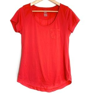Nike 6.0 Dri Fit Red Eco Pocket Tee